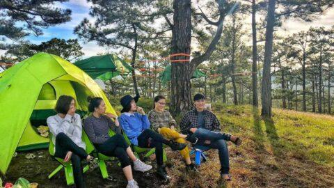 Kinh nghiệm chuẩn bị đồ đi cắm trại, picnic chi tiết từ A->Z – Đi cắm trại cần mang theo những gì?