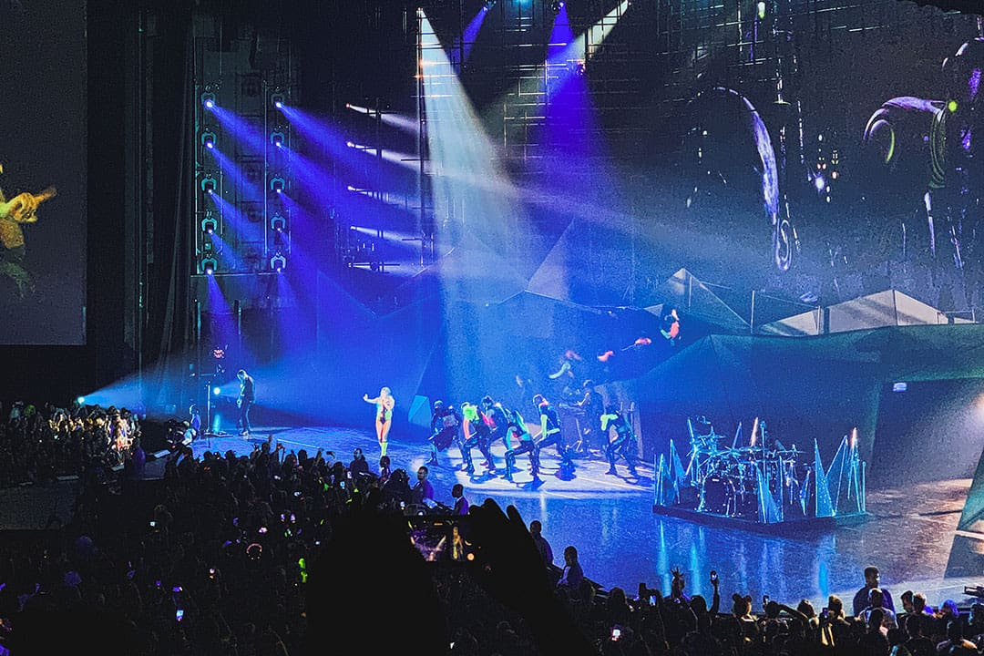 concerts in las vegas august