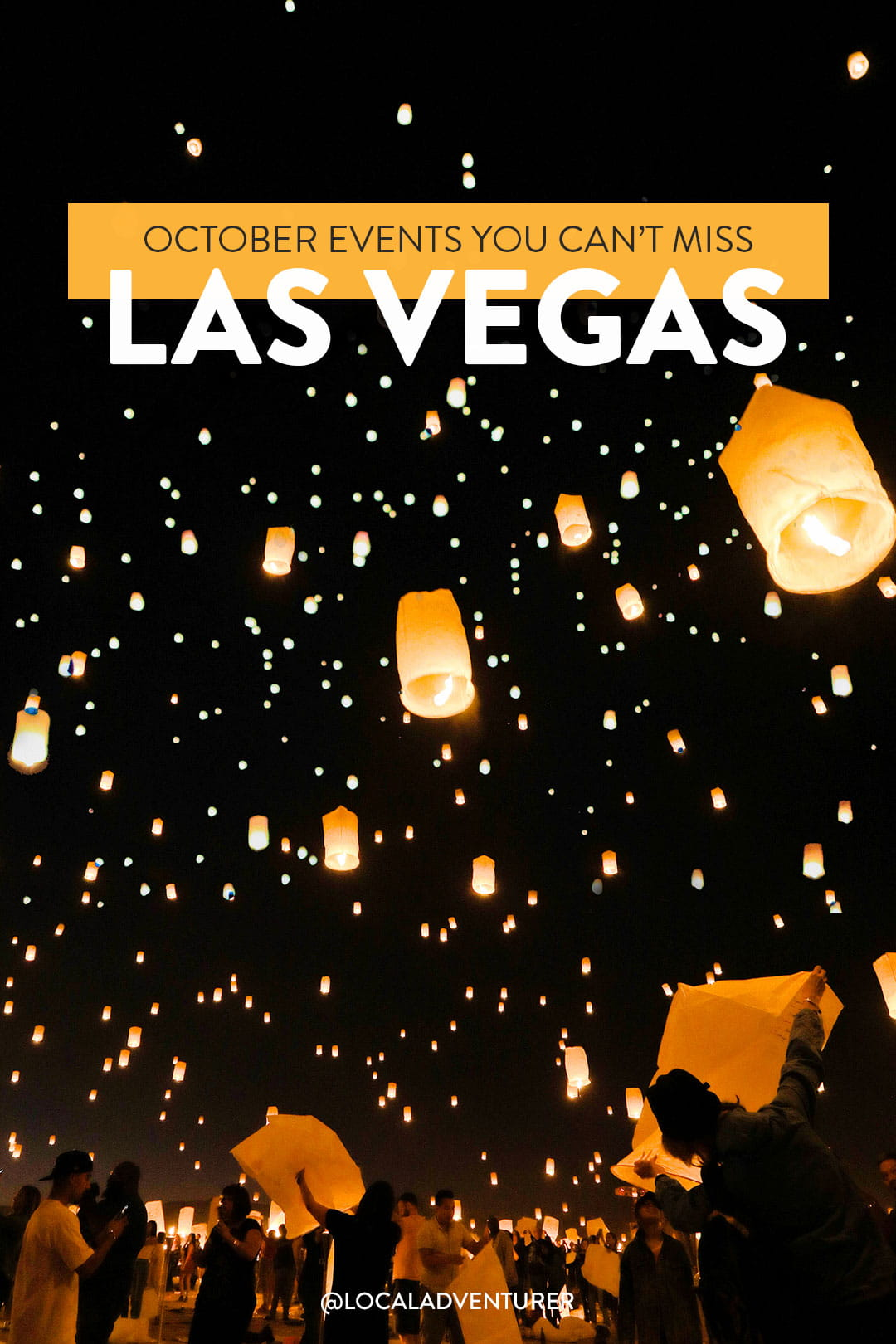 october in las vegas shows and events
